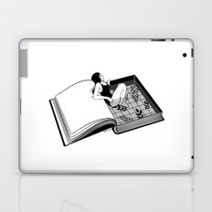 Drenched through my mind Laptop & iPad Skin