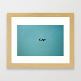 [Vintage Air] Framed Art Print