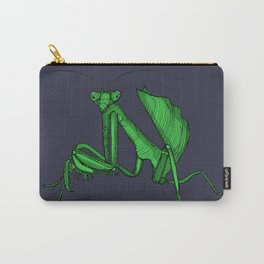 Priscilla the praying mantis Carry-All Pouch
