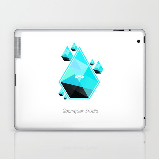 Tears. Laptop & iPad Skin