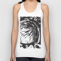 glasses Tank Tops featuring Glasses by Stacy Nguyen