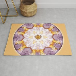 Mandalas from the Heart of Transformation 12 Rug