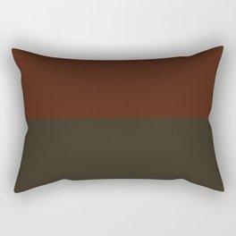 Choc Licorice Rectangular Pillow