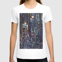 las vegas T-shirts featuring Vegas by Taylor deVille