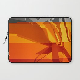 Abstract Glitch 02 Laptop Sleeve