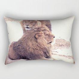 Brothers - 2 Rectangular Pillow