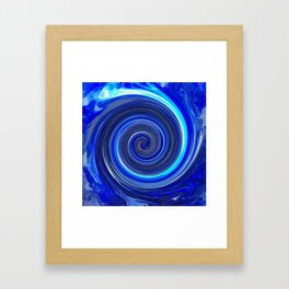 Abstract Mandala 283 Framed Art Print