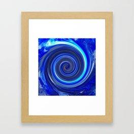 Abstract Mandala 283 Framed Art Print