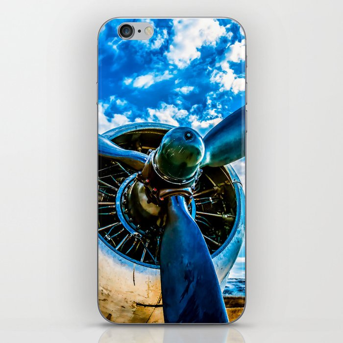 Aviation forever iPhone Skin