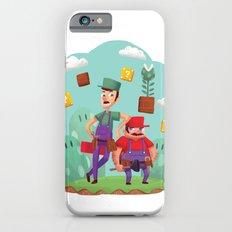 Mario and Luigi! iPhone 6s Slim Case
