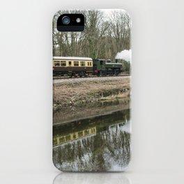 Auto Pan iPhone Case