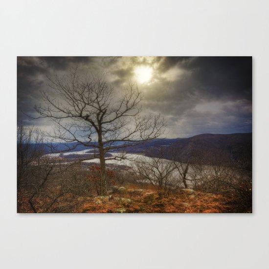 Hudson Highlands Canvas Print