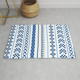 Traditional Influence Pattern I Rug
