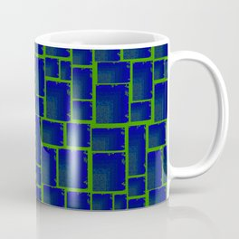Vibrant Tetris Coffee Mug