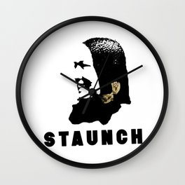 Lil' Edie Beale STAUNCH Wall Clock