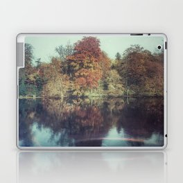 The surface of the autmn refelctions Laptop & iPad Skin