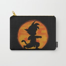 Goku by night Carry-All Pouch