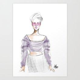 Sheer Imagination Art Print