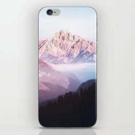 Forest Sunrise iPhone Skin