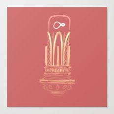 deco Canvas Print