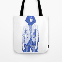 Suit Tote Bag