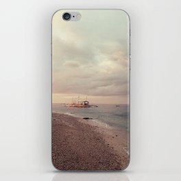 oh, Sea, how I love thee iPhone Skin