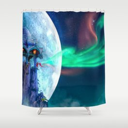 The Lightkeeper Shower Curtain