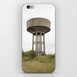 Ballymurn - Water Towers of Ireland iPhone Skin
