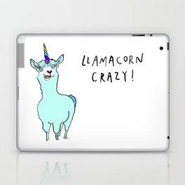 Llamacorn Crazy Laptop & iPad Skin