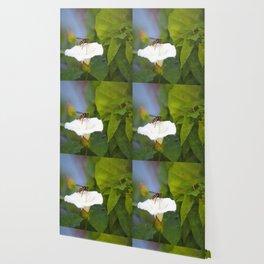 From Flower To Flower #decor #society6 Wallpaper