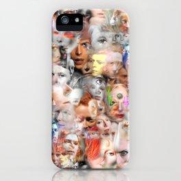 tilda sdust iPhone Case