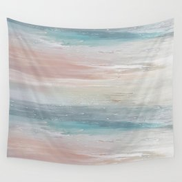 Sea breeze, acrylic on canvas Wall Tapestry