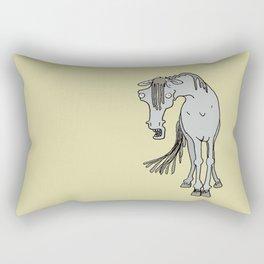 Farmyard Animal III Rectangular Pillow
