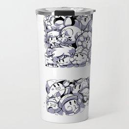 KirSMASH Travel Mug