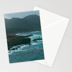 Big Sur Rocky Shore Stationery Cards