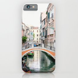 Venezia - Venice Italy Travel Photography iPhone Case