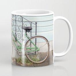 New Orleans Mardi Gras Bicycle Coffee Mug