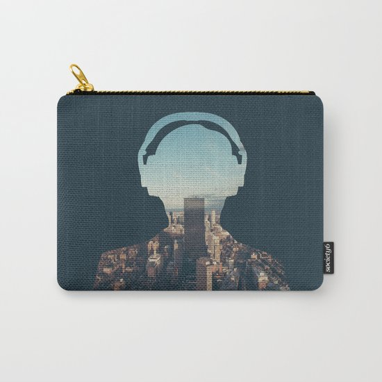 New York, New York Headset Carry-All Pouch