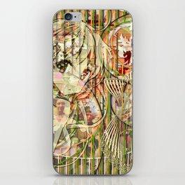 Jeune fille de joie usine (Factory girl joy) (2) iPhone Skin