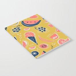 Summer Food Fiesta Notebook