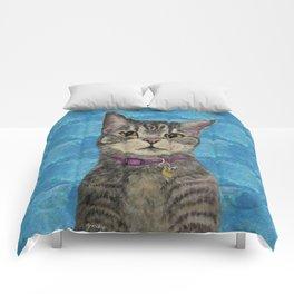 Pimp the Cat Comforters