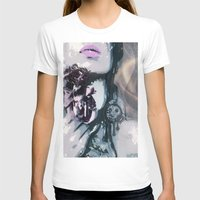 romantic T-shirts featuring romantic by Ezgi Kaya