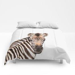 Baby Zebra Comforters