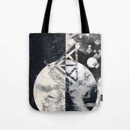 Transcience In Monochrome Tote Bag