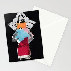 Queen 2 Stationery Cards