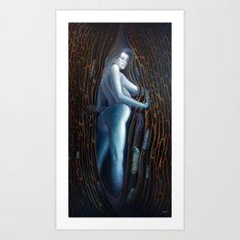 LiebesTor Art Print
