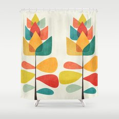 Spring Time Memory Shower Curtain