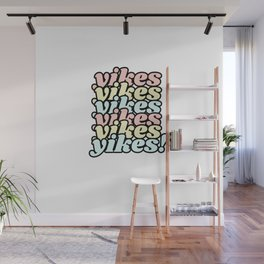 yikes VI Wall Mural