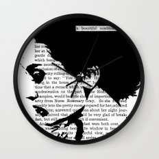 A Beautiful Combination Wall Clock