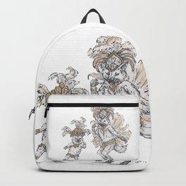 Tiny Dancer - Samba Backpack
